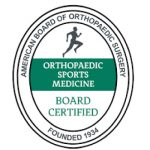 board certified orthopedic sports medicine doctors